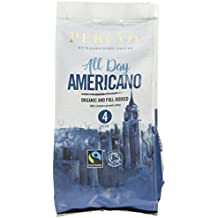 Percol FT Organic All Day Americano Ground Coffee, 200 g (Pack of 6)