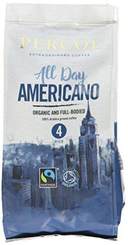 A photograph of Percol All Day Americano