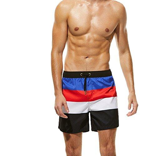 Cargo Running Sportivo Mare Bermuda Palestra Pantaloncini Costumi Uomo Estivi Spiaggia Pantaloncino bgYf7y6