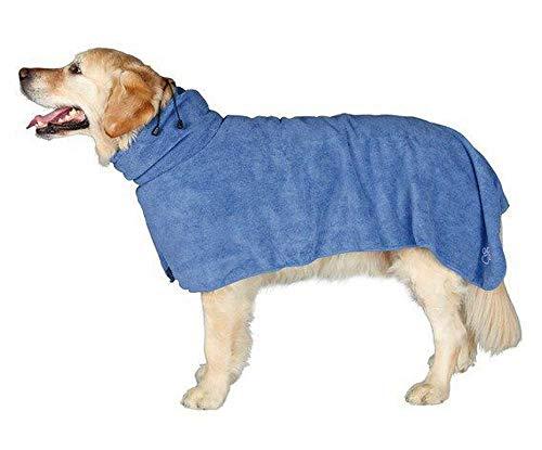 Bata De Baño Para Perro L 60 Cm