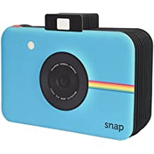 Polaroid Foto Album a Tema Snap per Progetti su Carta Fotografica da 5x7,5 cm (Snap, Zip, Z2300) - Blu