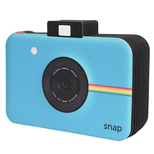 Polaroid Snap Azul álbum de Foto y Protector - Álbum de fotografía (Azul, 10 Hojas, 1...