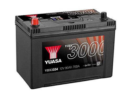 Yuasa YBX3334SMF starter batteria