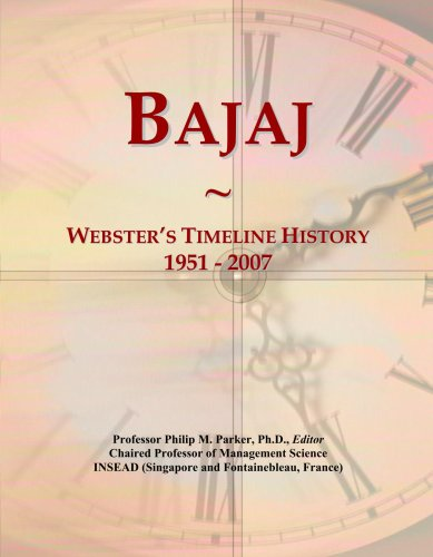 bajaj-websters-timeline-history-1951-2007