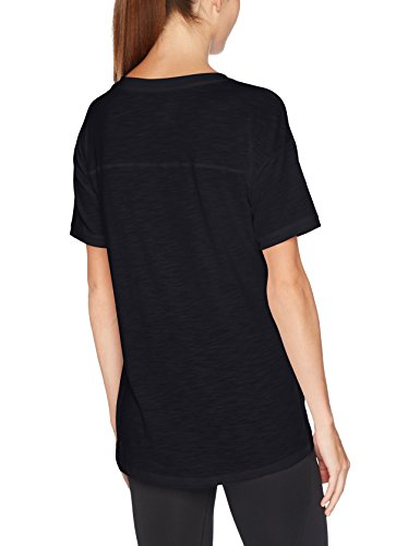 Puma Damen Boyfriend Tee T-Shirt puma black heather