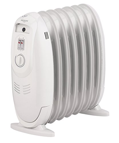 Bastilipo MRA-600 Radiador de fluido, 600 W, Acero, Blanco