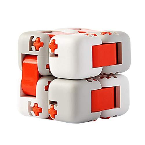 WOSOSYEYO Original xiaomi MITU Cube Spinner Finger