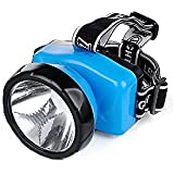 DFS RECHARGEABLE LED HIGH-POWER HEAD-MOUNTED EMERGENCY LIGHT With 90 Degrees Adjustable Head