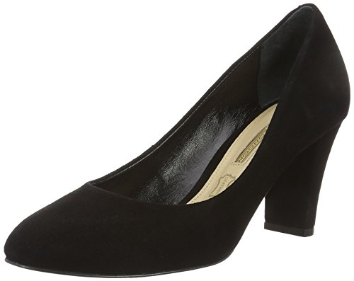 Buffalo London 177124, Scarpe con Tacco Donna Nero (Black 01)