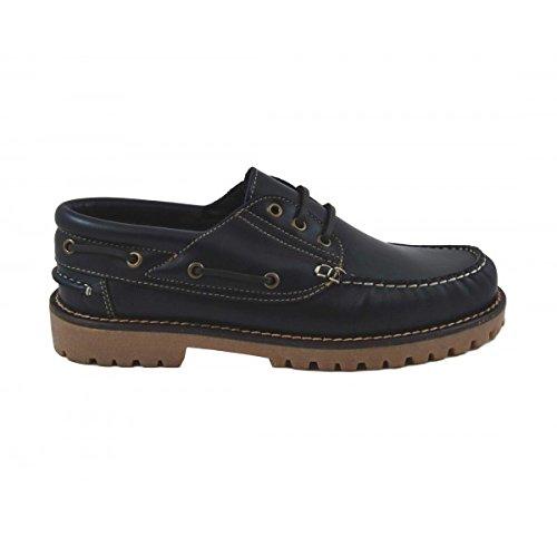Benavente , Chaussures bateau pour homme Bleu Marine