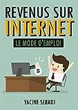 Revenus sur Internet : Le mode d'emploi (Livre indépendance financière, gagner de l'argent sur Internet, revenus passifs)
