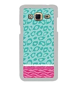 Fiobs Designer Back Case Cover for Samsung Galaxy J1 (6) 2016 :: Samsung Galaxy J1 2016 Duos :: Samsung Galaxy J1 2016 J120F :: Samsung Galaxy Express 3 J120A :: Samsung Galaxy J1 2016 J120H J120M J120M J120T (Pink Gulabi Sundar Cool Patterns Blue)