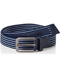 Under Armour UA Men's Stretch Belt Cómodo Cinturón De Hombre, Accesorio Para Hombre Hombre Azul (Navy) 38