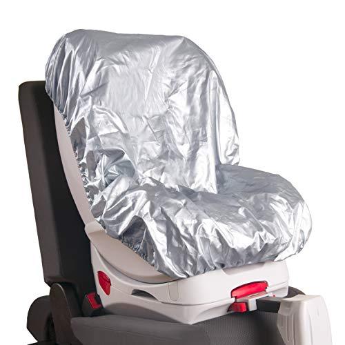 Hauck Cool Me - Cubierta universal para sillas de coche infantiles, aislante de frio y calor, resistente...