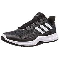 adidas Fitbounce Trainer M, Men's Fitness & Cross Training Shoes, White (Ftwr White/Core Black/Sky Tint),8.5 UK (42 2/3 EU)