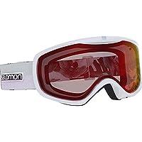 a275962c2e Compatibles con Gafas de Vista Adulto Amarillo Salomon Aksium Access esquí  Unisex Uni L40515400 Condiciones climáticas ...