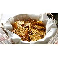 Crackers de pan orgánico, 100g