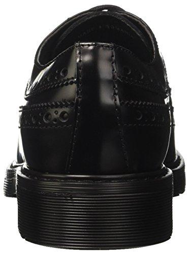 Bata Men 8246546 Brogue Shoes Nero (nero)
