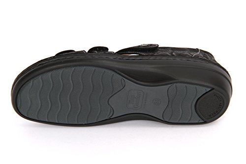 Finn Comfort Sintra S 82585-554099 Damen Sandale Komfort Schwarz (Schwarz)