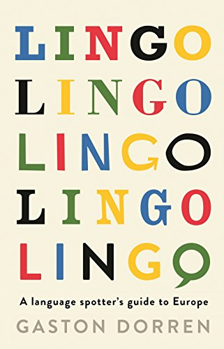 Lingo: A Language Spotter's Guide to Europe thumbnail