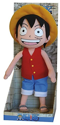 Peluche One Piece [Luffy]