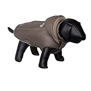 Nobby 66555 Bully Dog Coat, Taupe, S