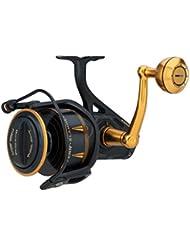 Penn Slammer III del tamaño medio del agua salada Sealed Spinning SLAIII3500 NIB 3500