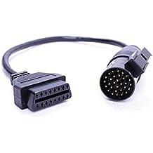 Eximtrade 38 Pin a 16 Pin OBD2 Conector Convertidor Cable para Iveco
