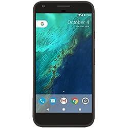 Google Pixel XL Smartphone, 128GB, 5.5 pollici, Nero (Quite Black)