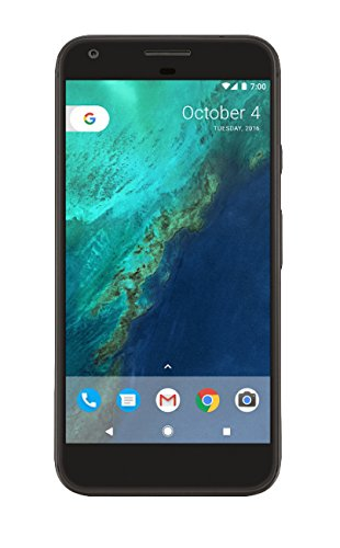 Google Pixel XL Smartphone, 128GB, 5.5 pollici, Nero (Quite Black)