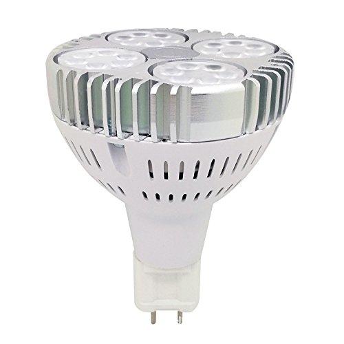 OOFAY 2PCS G12 LED 35W PAR30 COB beleuchtet Leistungslicht IP42 2500LM AC 85-265V Scheinwerfer , 6000k -