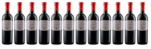 Cusumano - vino benuara - 2015-18 bottiglie da 750 ml