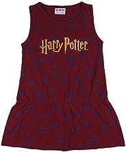 Cerdá - Vestidos para Niñas de Harry Potter con Licencia Oficial Warner Bros