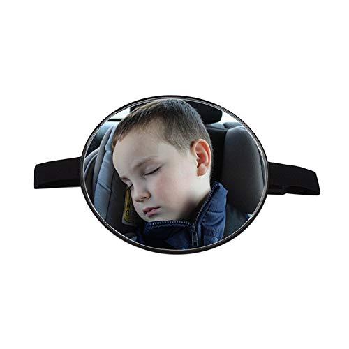 Intérieur de voiture Rétroviseur Auto Safety Easy View Siège arrière Miroir réglable Bébé face à la vue arrière Acrylique Accessoires de voiture
