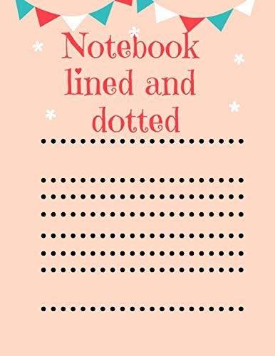Notebook lined and dotted: Five star notebook dot, Dot grid notebook moleskin