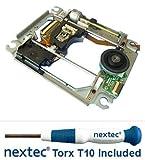 Sony PS3 Laser + Rahmen (KES-400A/ KES-400AAA/ KEM-400A/ KEM-400AAA) + Nextec® Torx T10 Security Schraubendreher