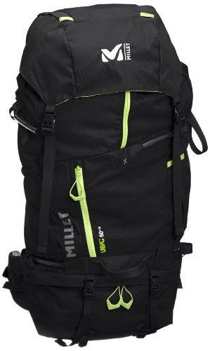 Millet Ubic Men's Backpack black black Size:60+10 L by MILLET
