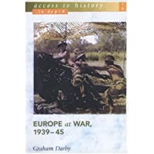 Europe at War, 1939-45 by Darby, Graham ( Author ) ON Nov-28-2003, Paperback