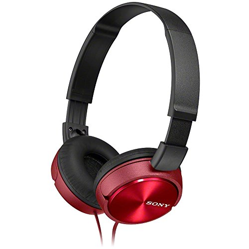 Sony MDR-ZX310 , Rosso
