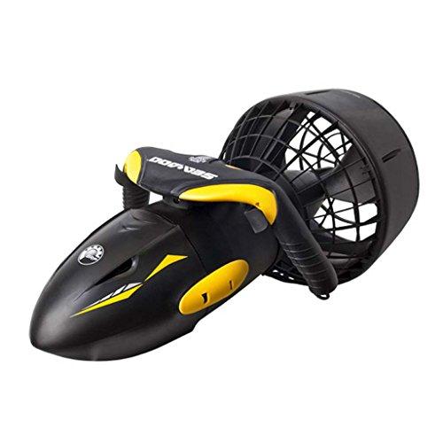 SeaDoo Tauchscooter Sea Doo GTS, black / yellow, 72 x 35 x 35 cm, SD25001DE