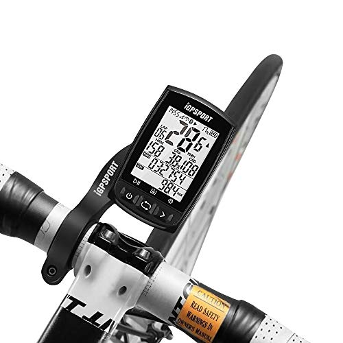 Ciclo-Computadora - GPS Bicicleta - Impermeable IPX7 iGPSPORT iGS50E Ordenador Inalámbrico para...