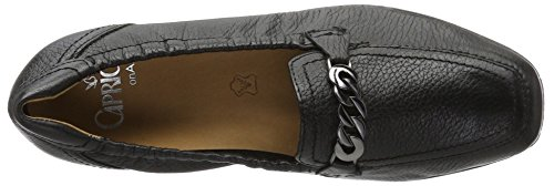Caprice 24650 Damen Slipper Schwarz (Black 27-001)