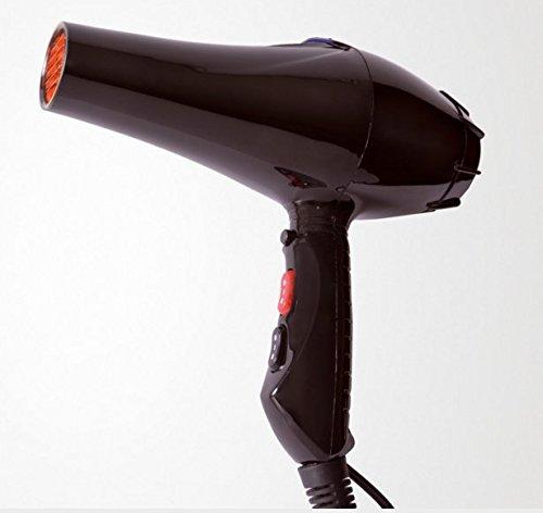 Perfect Beauty IR Dryer INFRARROJOS - Secador profesional negro