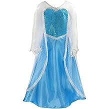Disfraz de Princesa Elsa Frozen, Talla S