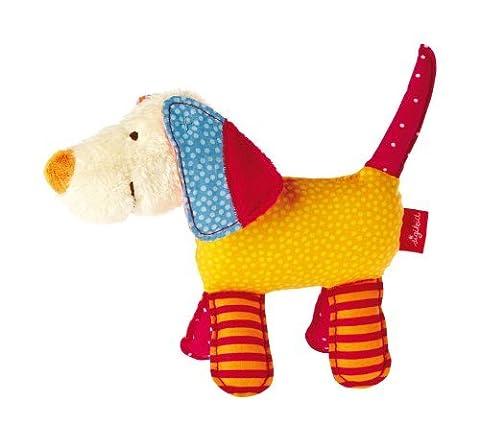 Sigikid 18cm Grasp Toy Dog by Sigikid
