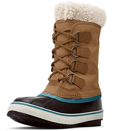 Sorel Damen Winter Carnival Stiefel, braun (camel brown), Größe: 40