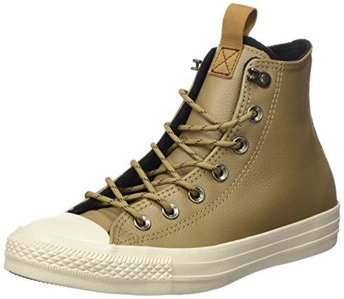 Converse Chuck Taylor All Star, Zapatillas Altas Unisex Adulto, Marrón (Teak/Black/Driftwood 234), 39 EU