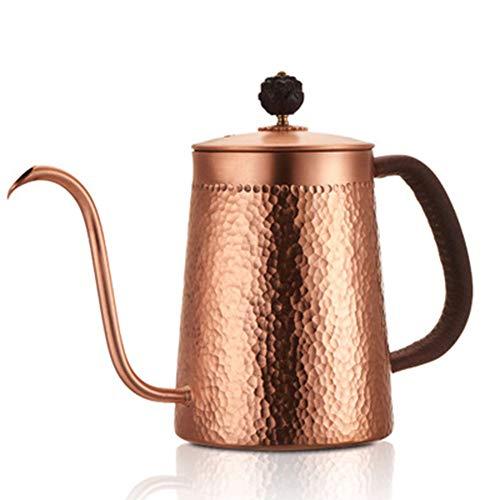 MYD888 Edelstahl Über Kaffee Gießen Wasserkocher Schwanenhals Wasserkocher Hand Drip Tee Pot Mit Lang Schlank Auslauf 400ML