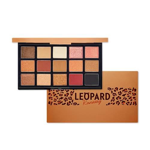 Eye Color Palette ([Etude House] Play Color Eye Palette #Leopard Runway 1gx15)