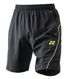 Yonex 15000LDEX Lin Dan Performance Shorts, Men's XX-Large (Black)